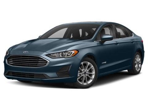 2019 Ford Fusion Hybrid Se In Boston Ma Watertown
