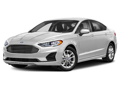 Ford Fusion Lease Deals >> 2020 Ford Fusion S