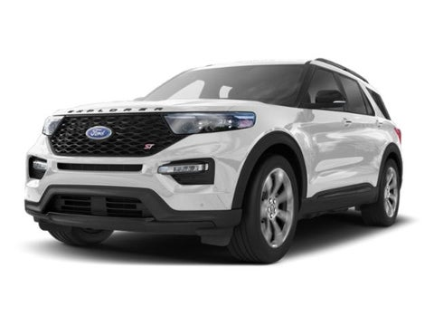 Ford Lease Deals >> 2020 Ford Explorer St