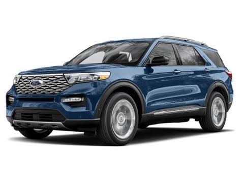 Ford Explorer Lease >> 2020 Ford Explorer Limited