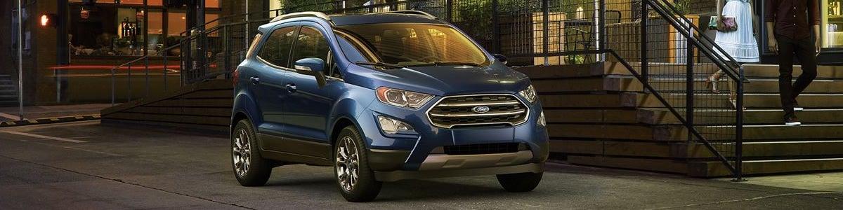 2019 Ford Ecosport Lease Deals Boston Ma Ford Ecosport