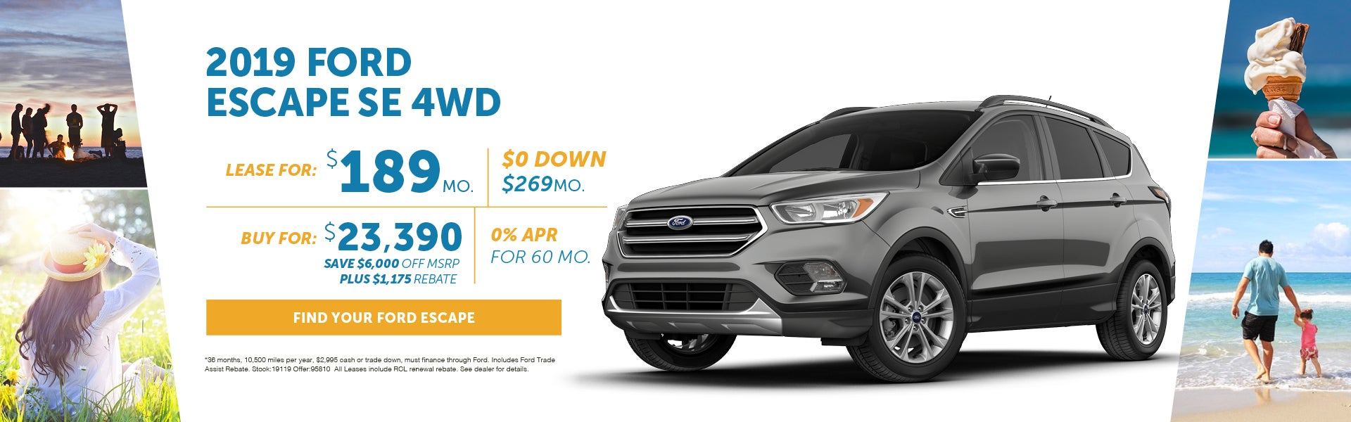 Ford Escape Lease >> Ford Escape Deals And Specials In Ma Ford Escape Lease Deals Near