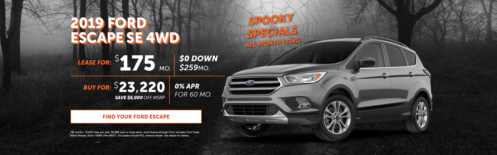Ford Escape Lease Deals >> Ford Escape Deals And Specials In Ma Ford Escape Lease